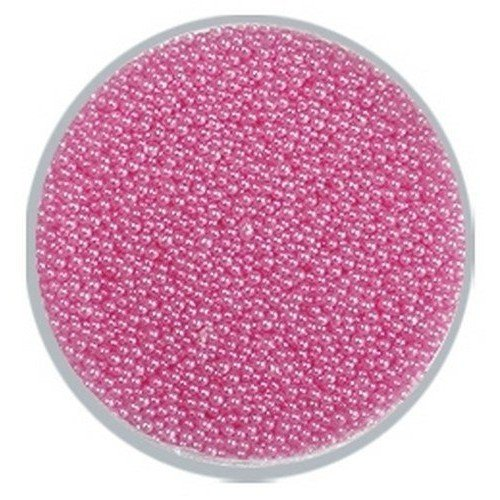 CAVIAR DE COLOR ROSA INTENSO