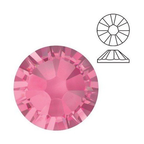 CRISTAL ROSE 100 UDS - 1,8 mm