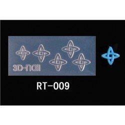 MOLDE 3D SILICONA Nº009