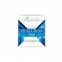 Crema Facial 40+ dia/noche 50 ml - HYALURONICO