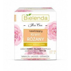 Crema de Rosas Piel Sensible 50ml - ROSA CARE