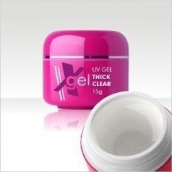 Gel UV - CLEAR ESPESO 30g