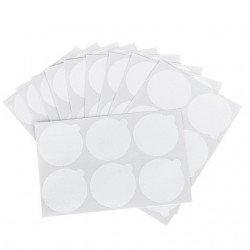 Sticker para la gota de pegamento