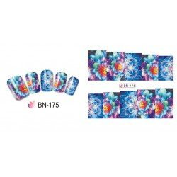 FLOWERS STICKERS AL AGUA - 175
