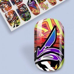 Water Decals For Nails - 118