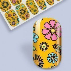 Water Decals For Nails - 249