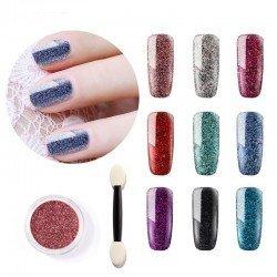 Pigmento Chrome Glitters - 101