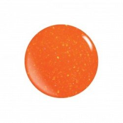 Acrilico color 21664 Orange Glitter