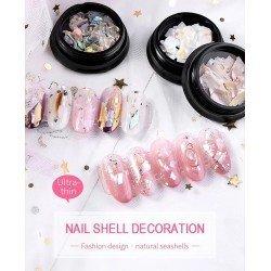 nail shell decoration