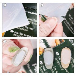 Clear Adhesive Plastic