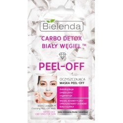 DETOX WHITE CARBON PEEL - OFF Mascarilla purificante de carbón 2x6g