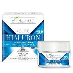 Crema Facial 50+ dia/noche 50 ml - HYALURONICO