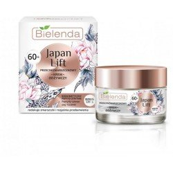 JAPAN LIFT Crema nutritiva antiarrugas 60+, DÍA, FPS 6