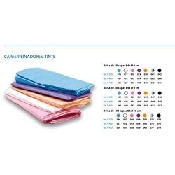 CAPAS DESECHABLES 50 UNIDS. 84X110CMS
