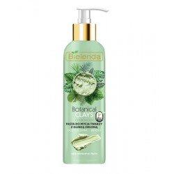 PASTA vegana para limpieza facial con arcilla verde 190 g