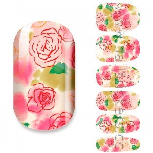 Water Decals For Nails - 067