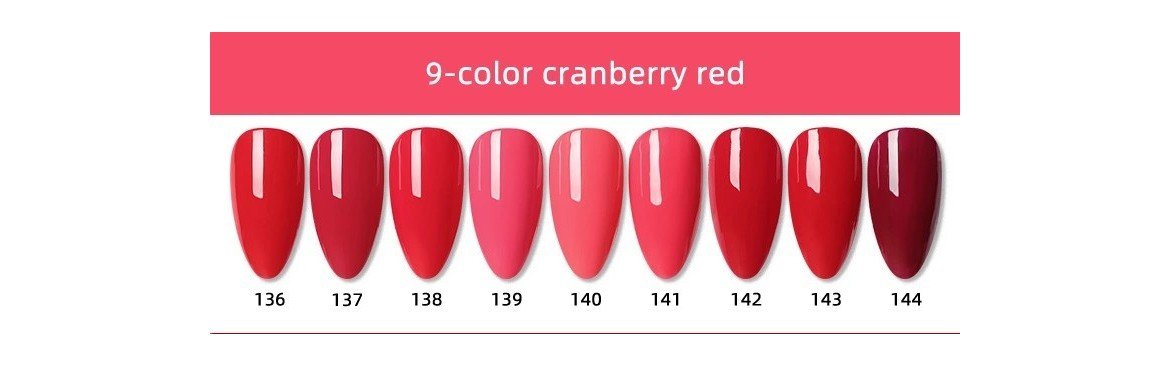 CRANBERRY RED