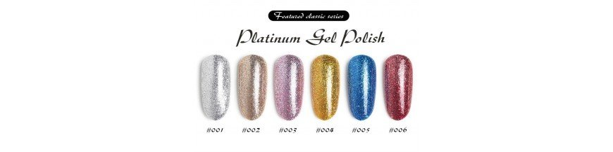PLATINUM GEL POLISH