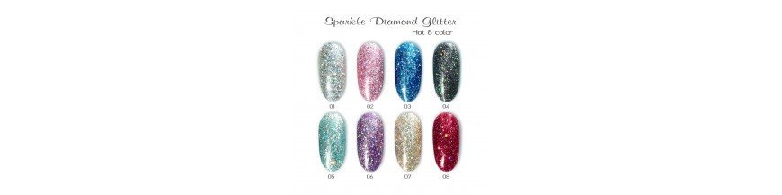 SPARKLE DIAMOND GLITTER